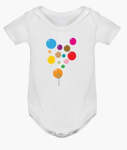 Vêtements enfant Body bébé, blanc