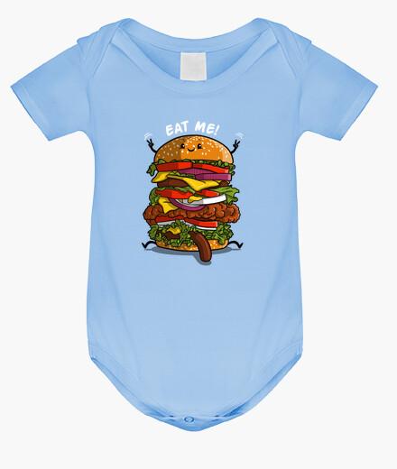 Vêtements enfant Body bébé, bleu ciel