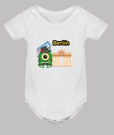 Body bebé, disponible en varios colores