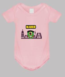 Body bebé, disponible en varios colores.