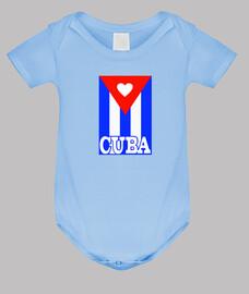 BODY BEBE I love Cuba