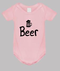 Body bebé Jarra Beer