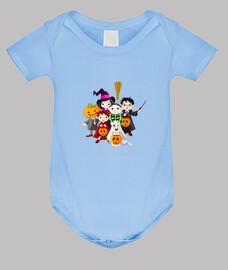 Body bebé, Niños disfrazados