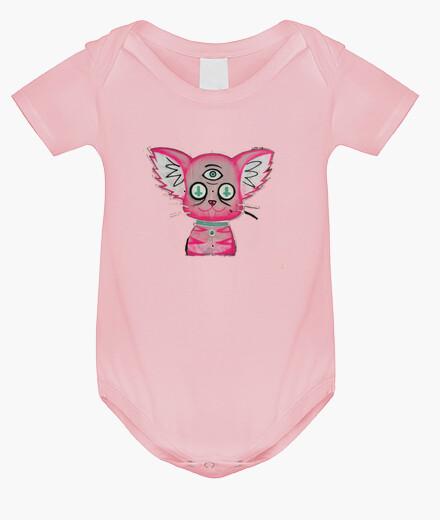 Ropa infantil Body bebé, rosa