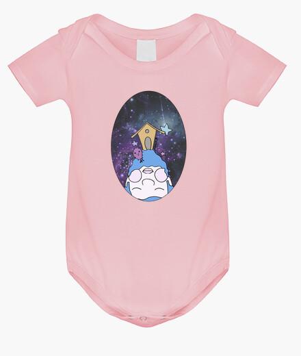 Vêtements enfant Body bébé, rose
