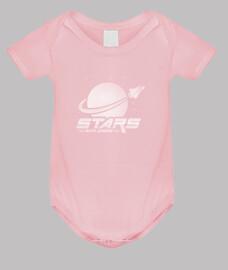 Body bebe Space Explorers