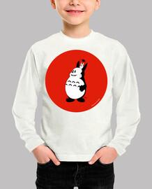 Body bebé, Totoro disney años 30