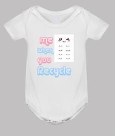 Body bebé VasoVerde