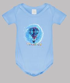 Body bebé, VOLAR-PROYECTO CAMINO VITAL