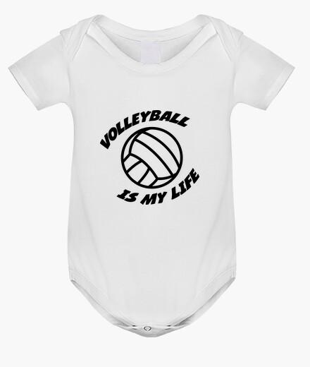 Vêtements enfant Body bébé Volleyball - Sport