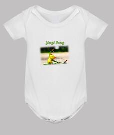 Body Bebé Yogi Frog