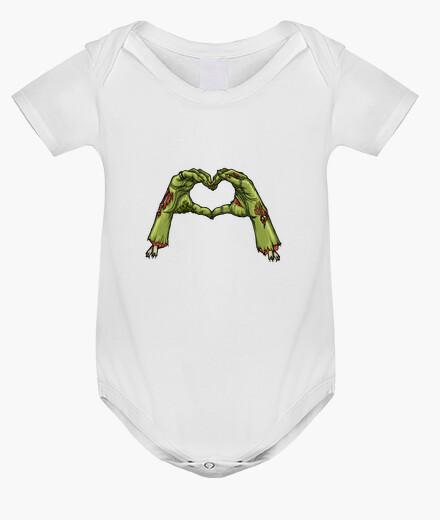Ropa infantil Body bebé Zombie Love