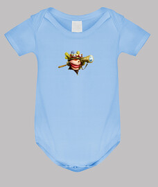 Body de bebe Teemo league of legends