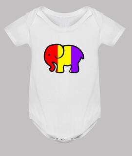 Body Elefante Republicano