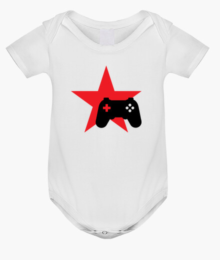 Vêtements enfant Body Geek - Gaming - Gamer