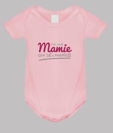 Body Mamie qui déchire