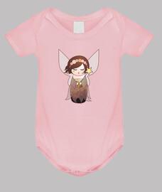 Body para bebé Kokeshi Hada