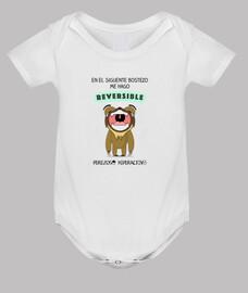 Body para bebés perezosos que siempre tienen sueño
