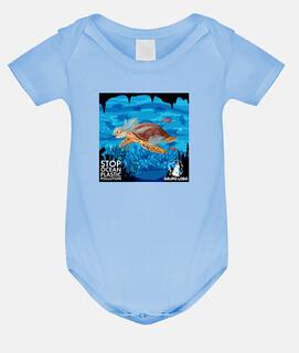 body per neonato, non plastica