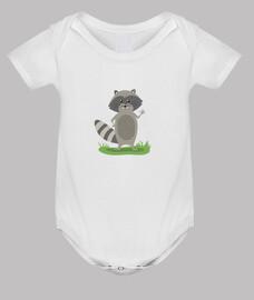 Body Raccoon