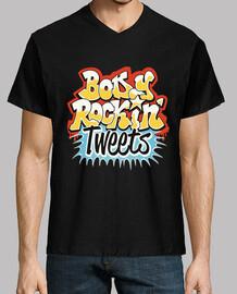 body rock in tweets