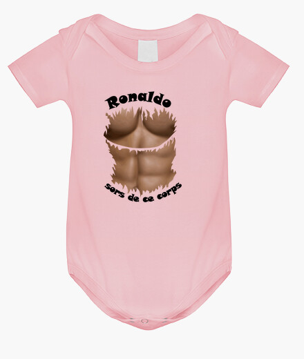 Body ronaldo out of this body fb kids clothes