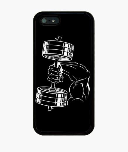 Coque iPhone bodybuilding