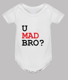 bodysuit baby u mad bro?