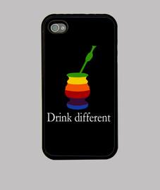 boire différent - mat