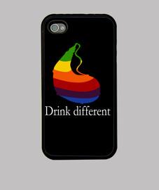 boire différents - démarrage