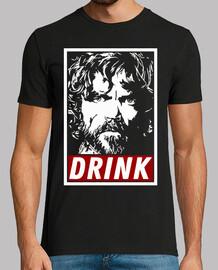 boire (pour le fond sombre)