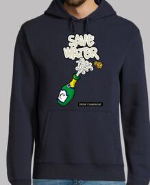 boisson au champagne
