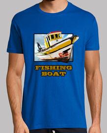 boîte de bateau pêcheur