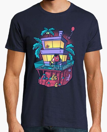 Bojack-crossing t-shirt