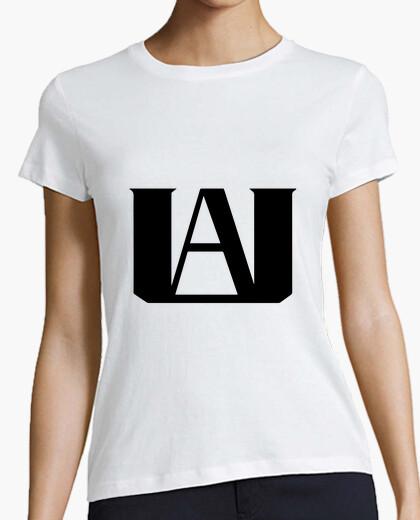 Camiseta Boku No Hero - My Hero Academia - Black