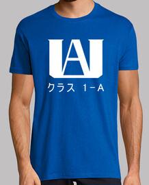 Boku No Hero Academia Logo UA