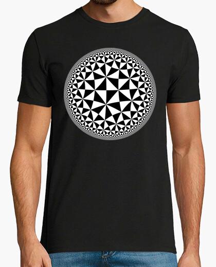Camiseta Bola fractal