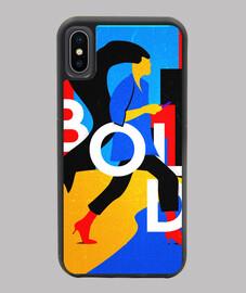 BOLD - Funda iPhone X/XS