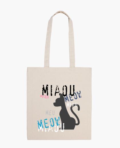 Bolsa - Diseño MIAOU