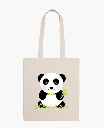 Bolsa - El panda romanticón