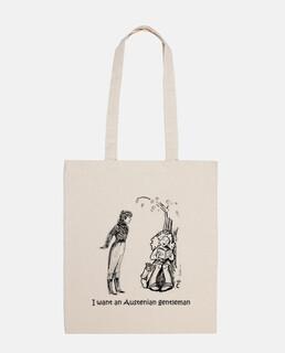 Bolsa Austenita para el hombro - Janeite Bag for the arm