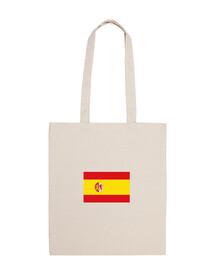 Bolsa bandera de ESPAÑA (HISTORIA ESPAÑA)