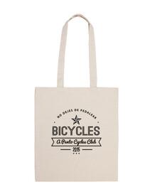 Bolsa Bicycles Club Apuntocycles