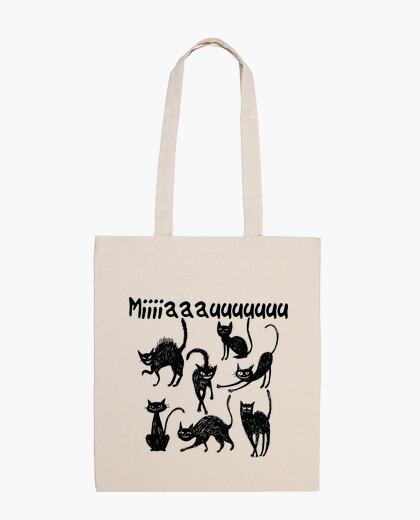 Bolsa Black cats