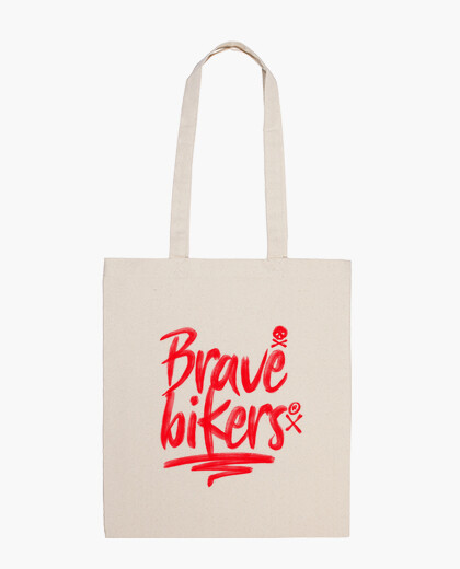 Bolsa Brave Bikers Brush Red