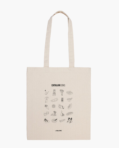 Bolsa Catalan Icons BAG