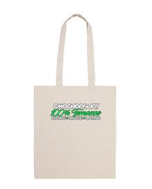 Bolsa CMochonsuny / Logo Verde Temazos