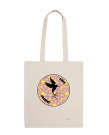 Bolsa: colibrí