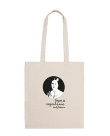 Bolsa Compras Forever Emily Dickinson