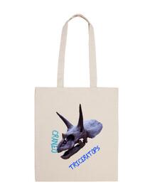 Bolsa Craneo Triceratops